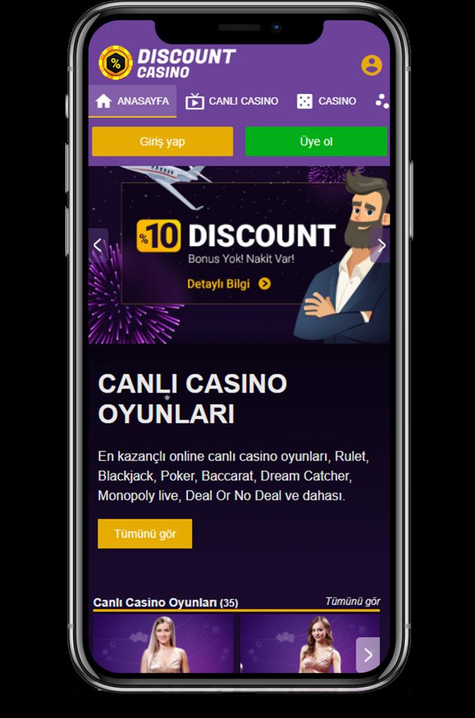 Discount Casino 2021